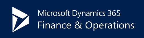 Dynamics 365 Finance & Operations